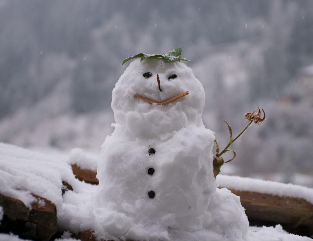 Снежен човек от Широка лъка