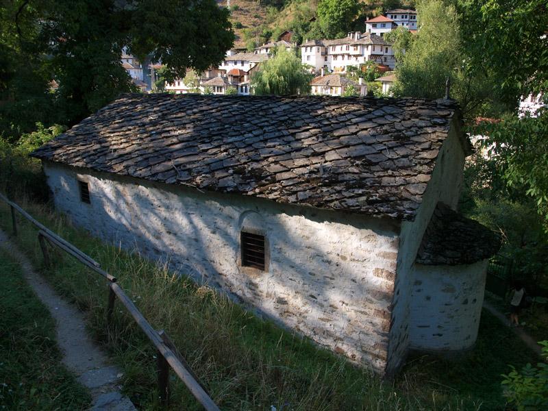 Църквата Св. Никола в Широка лъка